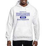 Programming University Hooded Sweatshirt