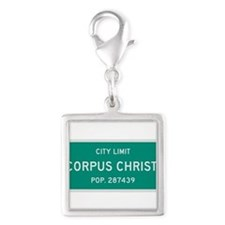 Corpus Christi, Texas City Limits Silver Square Ch
