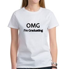 OMG Im graduating T-Shirt