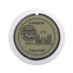 Carbon Canyon Joint Task Force Ornament (Round)