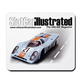 Cute Racing Mousepad