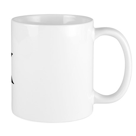 Geek in Greek Letters Mug