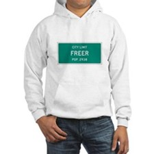 Freer, Texas City Limits Hoodie