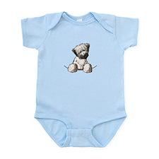 Pocket Wheaten Infant Bodysuit