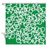 orgy Shower Curtain