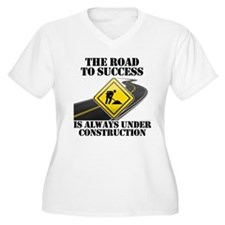 The Road to Success Is Always Under Construction P