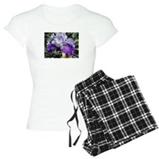 Purple Iris Pajamas