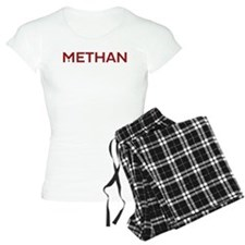 METHAN Logo Pajamas