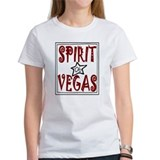 SPIRIT VEGAS (red) T-SHIRTS Tee