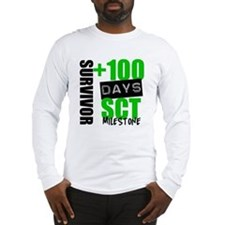 100 Days SCT Survivor Long Sleeve T-Shirt