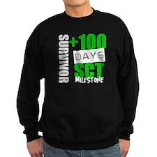100 Days SCT Survivor Sweatshirt (dark)
