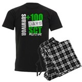 100 Days SCT Survivor pajamas