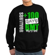 100 Days BMT Survivor Sweatshirt