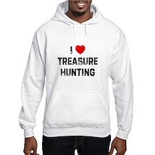 I * Treasure Hunting Hoodie