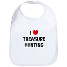 I * Treasure Hunting Bib