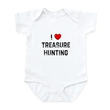 I * Treasure Hunting Infant Bodysuit