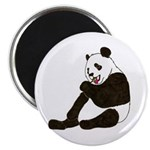 PANDA BEAR (WITH A LOLLY POP) Magnet