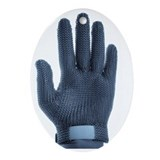Metal mesh glove - Oval Ornament