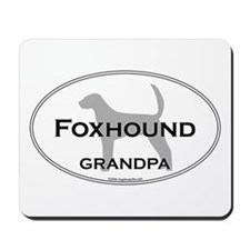 Foxhound GRANDPA Mousepad