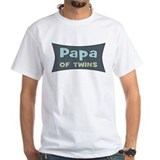 Papa of Twins T-Shirt