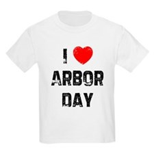 I * Arbor Day Kids T-Shirt