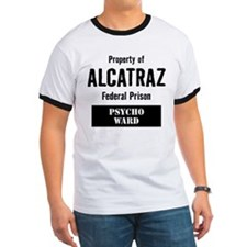 Property of Alcatraz T