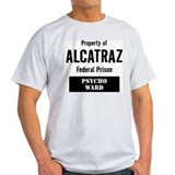 Property of Alcatraz T-Shirt