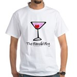 Barmaid Blog White T-Shirt