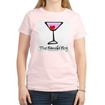 Barmaid Blog Women's Pink T-Shirt