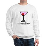 Barmaid Blog Sweatshirt