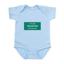 Houston, Texas City Limits Body Suit