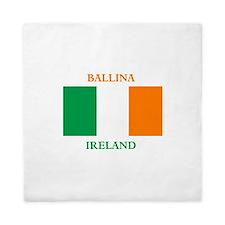 Ballina Ireland Queen Duvet
