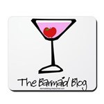 Barmaid Blog Mousepad