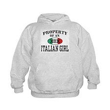 Property of an Italian Girl Hoody