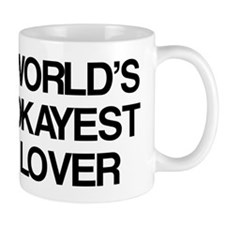 World's Okayest Lover Mug