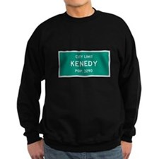 Kenedy, Texas City Limits Sweatshirt