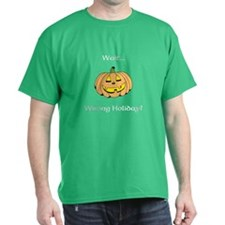 Wrong Holiday St. Paddy's Day Tee
