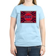 Cute Wine country radio T-Shirt