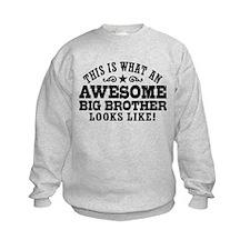 Awesome Big Brother Sweatshirt