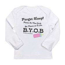Funny Own Long Sleeve Infant T-Shirt