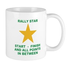 Unique Rally Mug