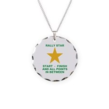 Cute Rally obedience Necklace