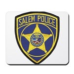 Salem Police Mousepad