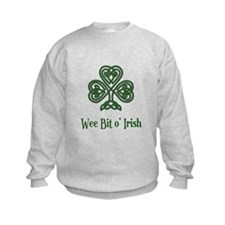 Wee Bit o Irish Sweatshirt