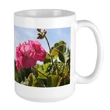 Pink Geranium in Virginia Sunshine Mug