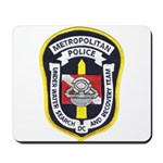 DC Metro Police Dive Team Mousepad