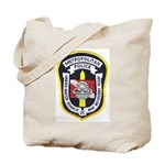 DC Metro Police Dive Team Tote Bag