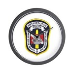 DC Metro Police Dive Team Wall Clock