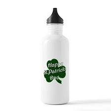 St. Patricks Day Water Bottle