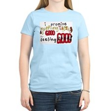 taste and feel - Inspirational T-Shirt
